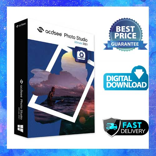 ACDSee Photo Studio Ultimate 2021 Lifetime Activation Windows 64 Bit