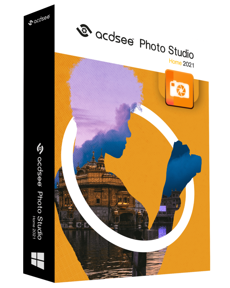 ACDSee Photo Studio Home 2021 Lifetime Activation Windows 64 & 32 Bit