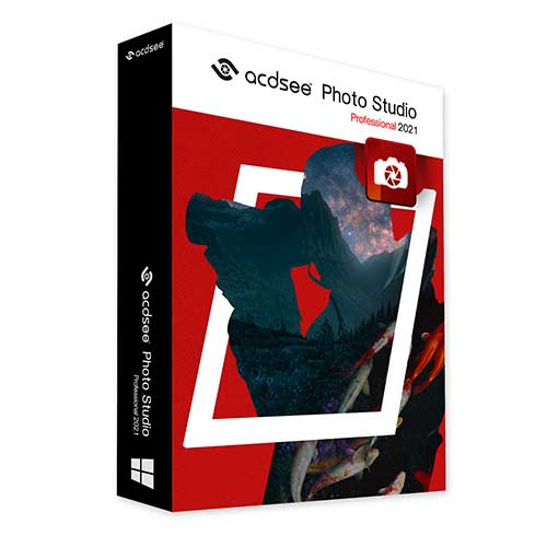 ACDSee Photo Studio Professional 2021
