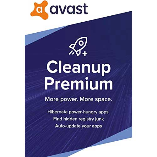 AVAST CLEANUP PREMIUM 2020 – FOR 1 WINDOWS PC – 1 YEAR – DOWNLOAD