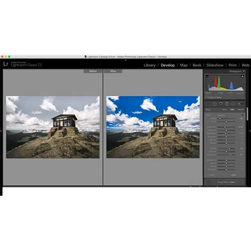 Adobe Photoshop Lightroom Classic 2021 Lifetime Activation Windows