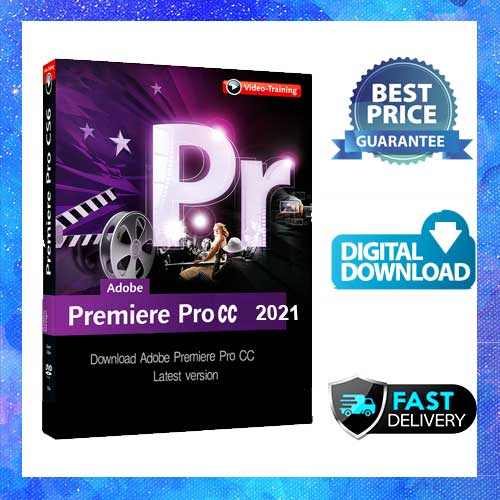 Adobe Premiere Pro CC 2021 Lifetime Activation Windows 64 Bit