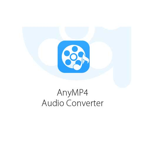 AnyMP4 Audio Converter video to audio format like [MP3, WAV, WMA, ALAC]