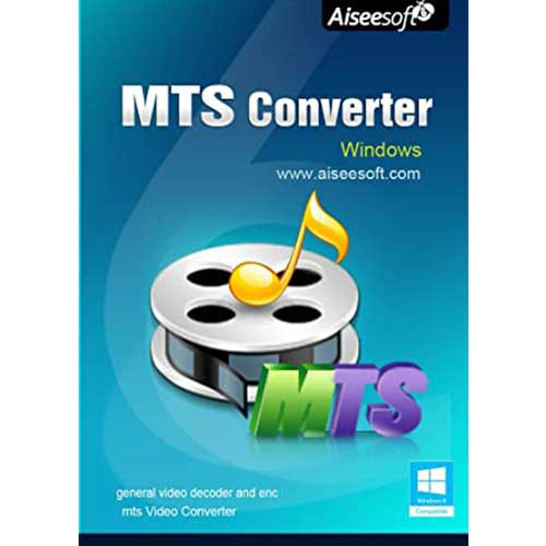 AnyMP4 MTS Converter [TS, MTS & M2TS] to video [mp4 avi wmv and more]