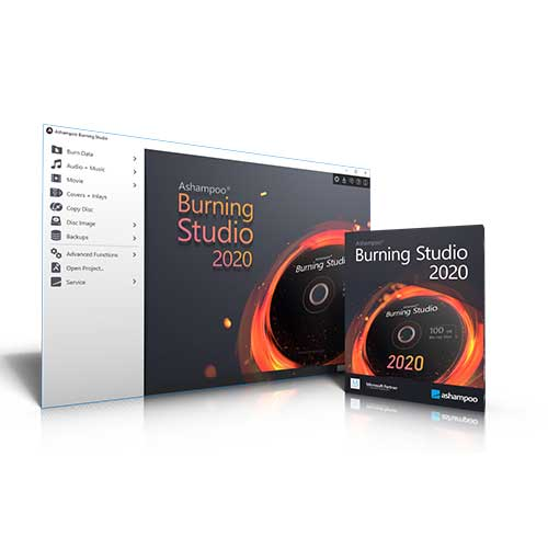Ashampoo Burning Studio 21 LIFETIME Activation for windows 64/32 Fast Delivery