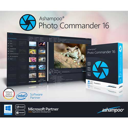 Ashampoo Photo Commander 16 Lifetime Activation Windows 64 Bit