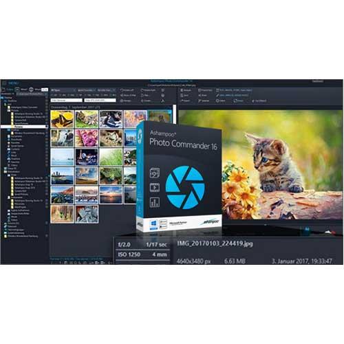 Ashampoo Photo Commander (v16.3.2) | ✅Updated Aug 2021| Lifetime | Activated | No Virus | Full Ver. |