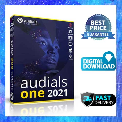 Audials One 2021 Full And Latest Version Setup for Windows + Activation
