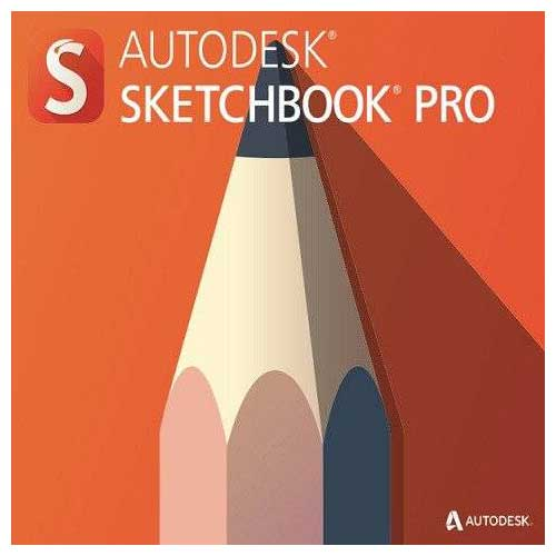 AUTODESK SKETCHBOOK PRO 2021 Lifetime Activation Windows 64 Bit