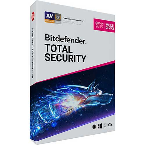 New Bitdefender Total Security 2020