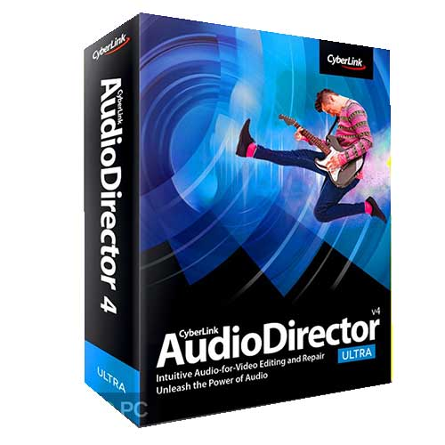 CyberLink AudioDirector Ultra 2020 Full And Latest Version Setup for Windows + Activation