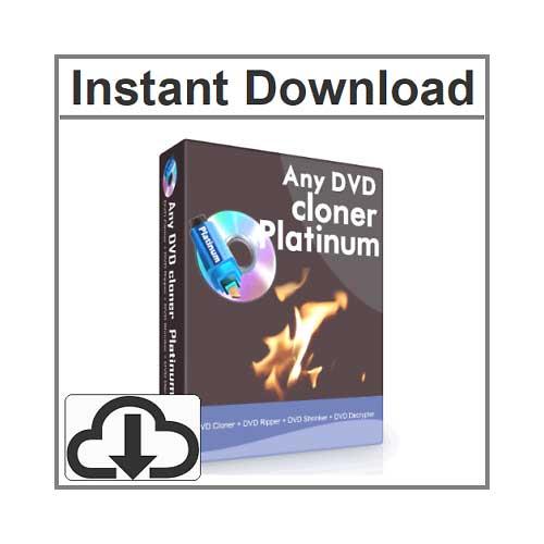 DVD Cloner Platinum 2020 | DVD/CD Ripper | Full version