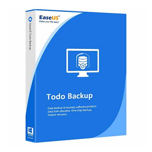 EaseUS Todo Backup Home 12.8 lnstant Delivery – Lifetime Key