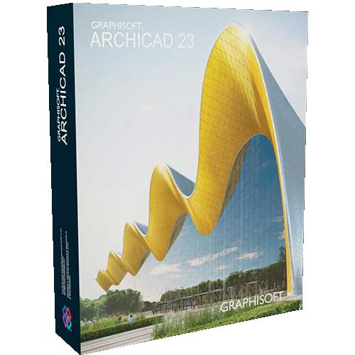 GRAPHISOFT ARCHICAD 23 2019 – WINDOWS ONLY Full Version – Lifetime – EDelivery