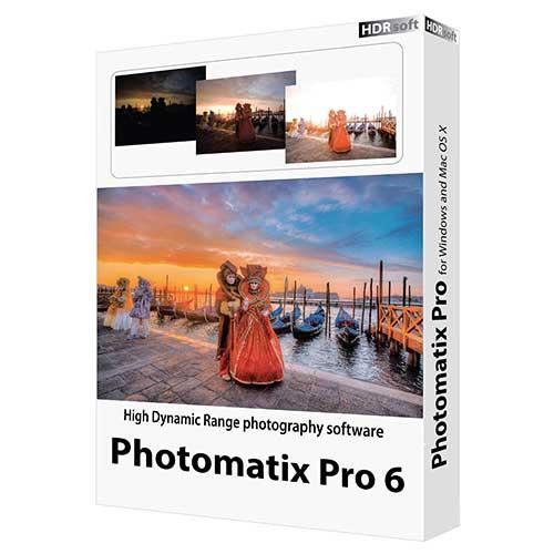 HDRsoft Photomatix Pro 2020