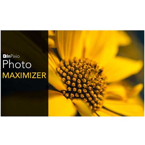 InPixio Photo Maximizer Pro 2020 Lifetime Activation Windows 64 Bit