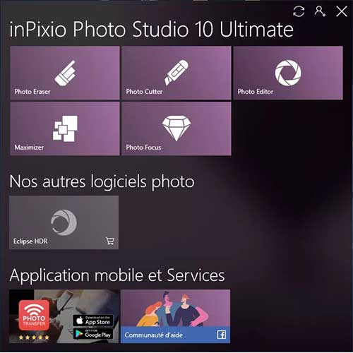 InPixio Photo Studio 10 Ultimate Lifetime Activation Windows