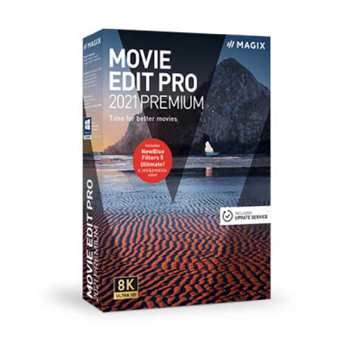 MAGIX Movie Edit Pro 2021 premium