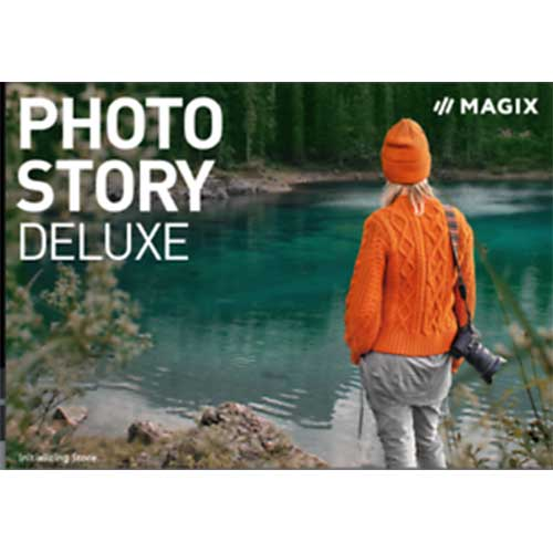 NEW  MAGIX Photostory Deluxe 2021 Lifetime Activation Windows 64 Bit