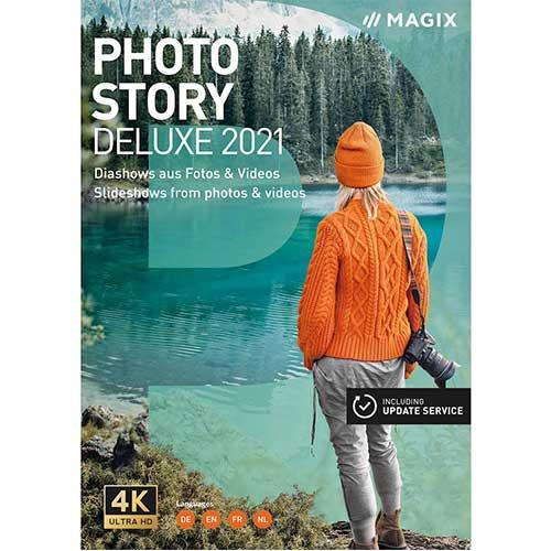 NEW  MAGIX Photostory Deluxe 2021