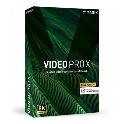 MAGIX Video Pro 2020 X12