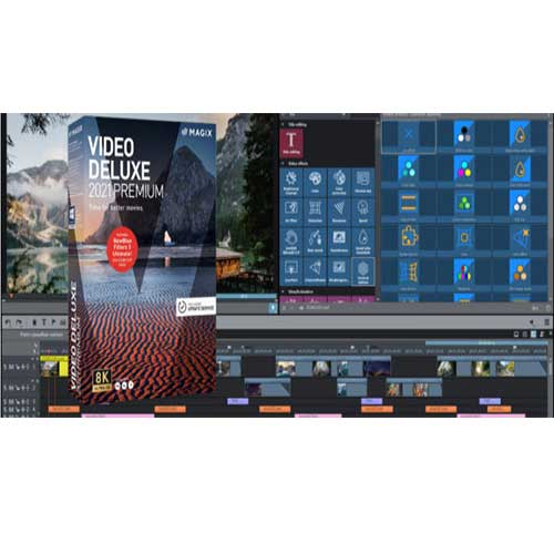 MAGIX Movie Edit Pro 2021 premium Latest & Full Version