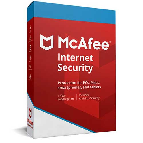 McAfee Internet Security 2020