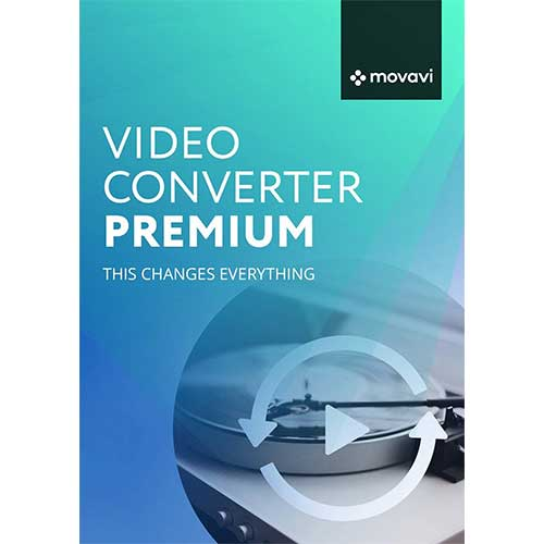 NEW Release Movavi Video Converter 2020 Personal Convert video ,DVD 170 formats