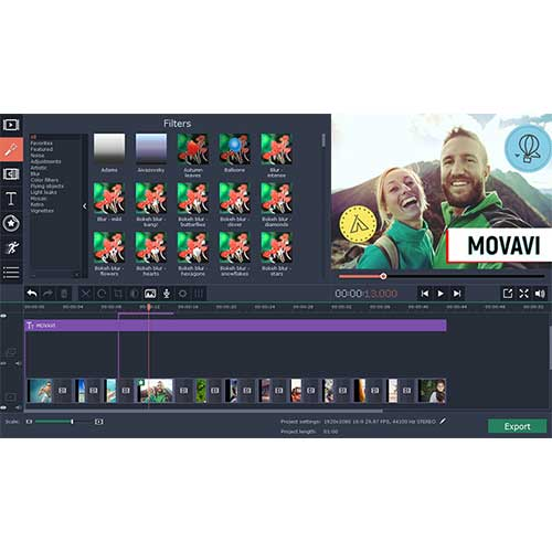 Movavi Video Suite 2021 Lifetime Activation Windows 64 Bit & 32 Bit