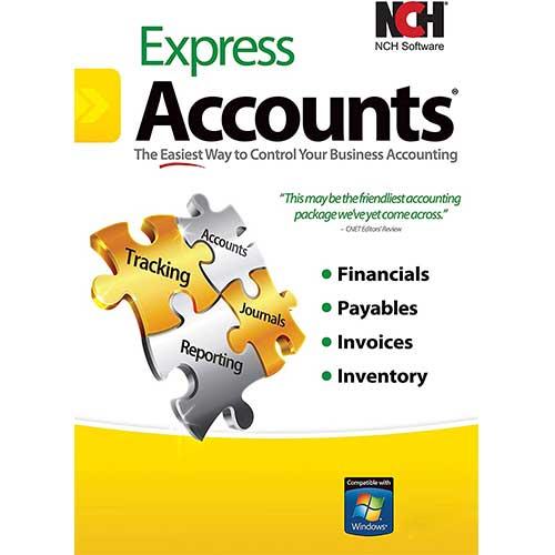 Express Accounts – Accounting Software Accounting Program