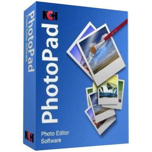NCH PhotoPad Photo Editing
