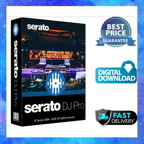 Serato DJ Pro  v2.3.1 x64 eDelivery NEW SEALED GENUINE GUARANTEE Windows + Activation