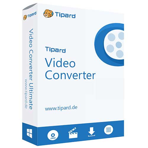 2020 Tipard Video Converter Ultimate 10.0.20  Best & Fastest VIDEO Converter