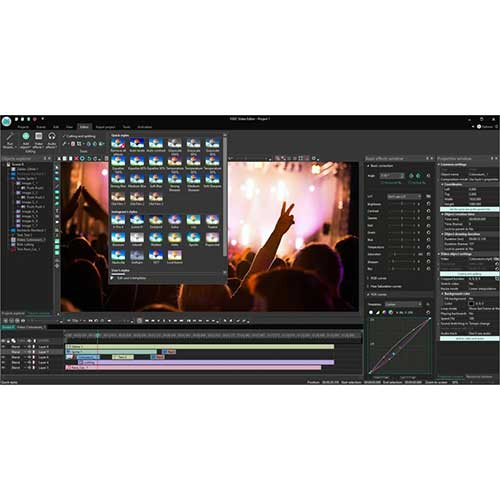 VSDC Video Editor Pro 2020 Lifetime Activation Windows 64 Bit