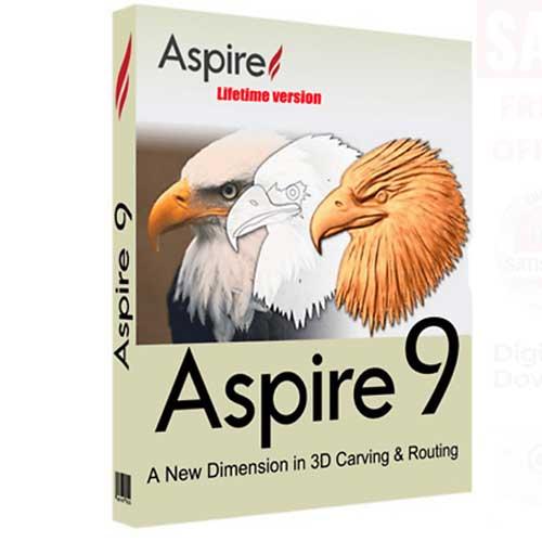 Vectric Aspire 9.514 | Full Version |Lifetime License (NEW!!)