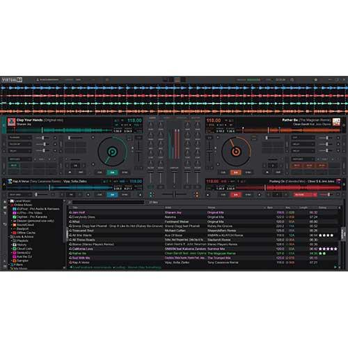 Virtual DJ Studio 2020 Lifetime Latest Version Mixing Edilevery