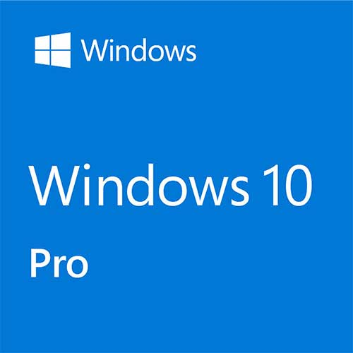Windows 10 Pro Activates 1 PC Online Autorized Microsoft Partner