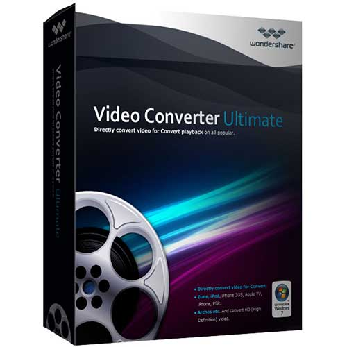 WONDERSHARE VIDEO CONVERTER ULTIMATE LATEST + GENUINE LICENSE UPGRADE FOR LIFE