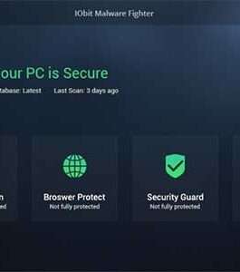 IObit Malware Fighter Pro life time