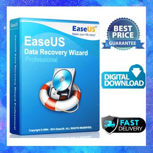 EaseUS Data Recovery Pro 13 Lifetime ✔️UNLIMITED PC✔️100% GUARANTEE