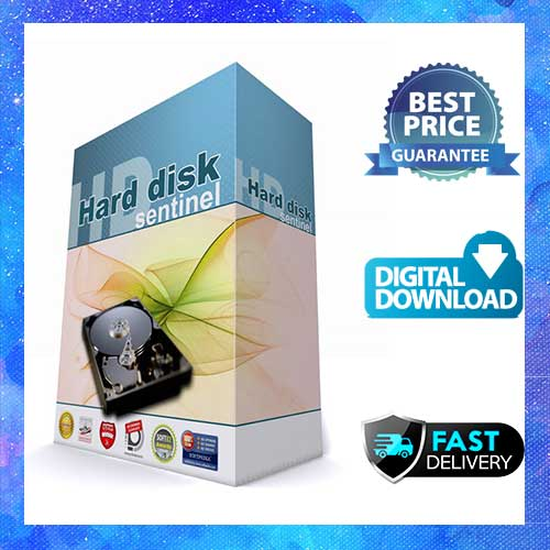 Hard Disk Sentinel 5.70 PRO ☑️ Latest Version ☑️ ᒪifetime Κey for 5 PC`s
