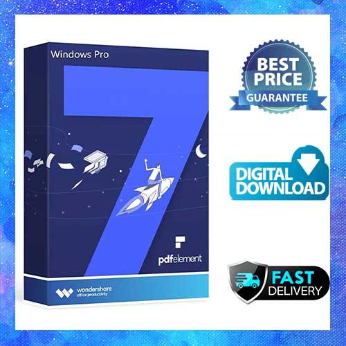 PDF ELEMENT PRO 7  Best OCR PDF Editor  Full Version  Key Windows