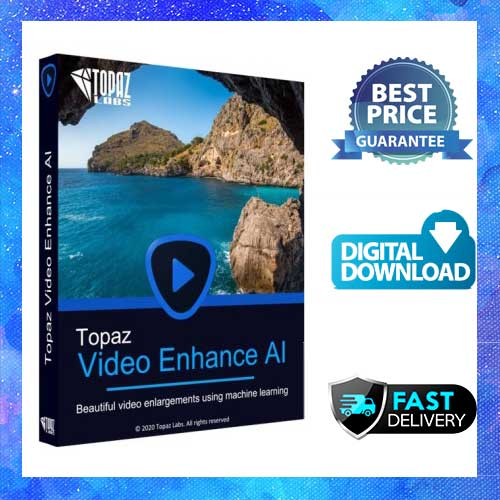 Topaz Video Enhance AI 1.8.2 Lifetime Licence