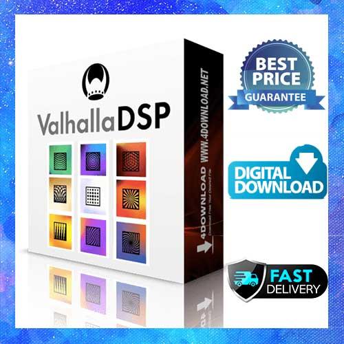 VALHALLA BUNDLE – VALHALLADSP ( WINDOWS 64BIT VST PLUGINS ) ✔ Limited Offer ✔️ 2021 LifeTime 100% Working ✔️+ Free Download
