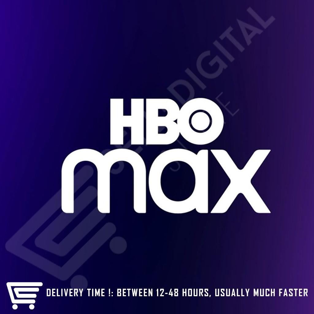 HBO MAX / AD-FREE / RANDOM PLANS – Quick & Easy