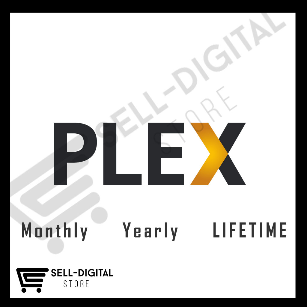 Plex.TV Pass ACCOUNT – Quick & Easy