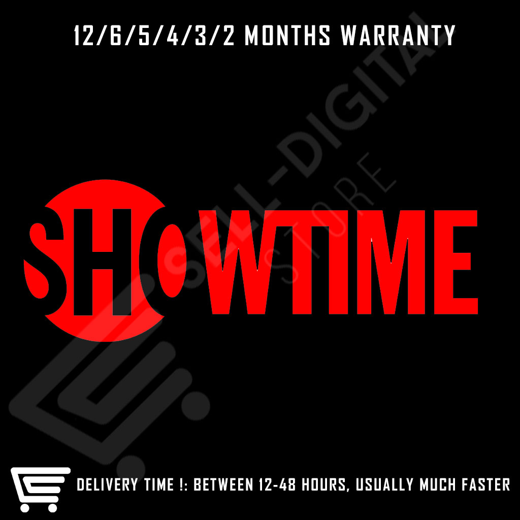 SHOWTIME Account – Quick & Easy